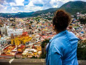 Nancy in Guanajuato Mexico
