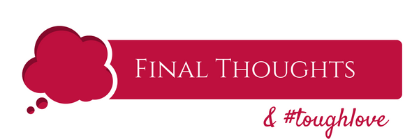 Final thoughts social media course coach
