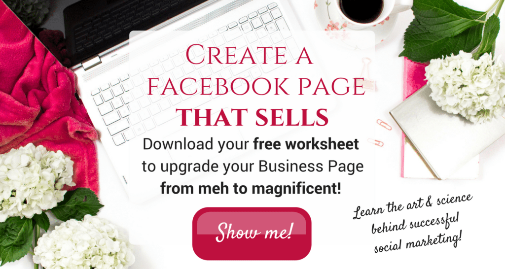 Grow your facebook business page organic reach social media marketing coach